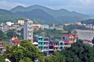 Thành lập thành phố Cao Bằng