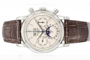 Đấu giá đồng hồ Patek Philippe cực hiếm của Eric Clapton