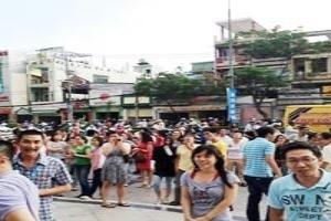 Hà Nội vừa xảy ra động đất nhẹ