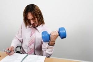 Bí quyết giữ dáng chuẩn cho nhân viên công sở