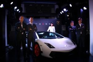Lamborghini Gallardo đặc biệt tại thị trường Trung Quốc