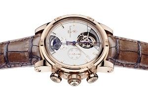 Bộ tứ đồng hồ Louis Moinet Astralis Thiên thạch