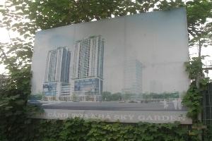 Chủ dự án Sky Garden Towers Hoàng Mai bị tố chiếm dụng vốn