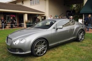 Doanh số Bentley tăng mạnh trong quý 3/2012