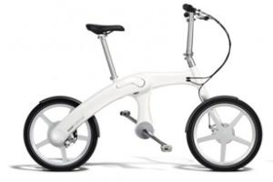 Xe đạp không xích tự nạp điện Mando Footloose