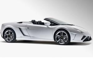 Mui trần Lamborghini Gallardo Spyder 2013 lộ diện