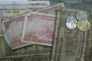 Tiêu hủy tiền theo quy định mới từ 30/11/2012