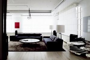 Nội thất của kiến trúc sư Penny Hay