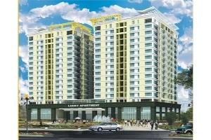 Mở bán căn hộ Lucky Tân Phú giá từ 12,5 triệu đồng/m2