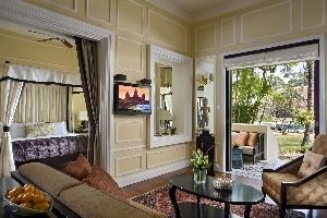 Nâng cấp 2 biệt thự tại khách sạn Raffles Grand d'Angkor