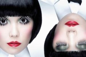 Karl Lagerfeld ra mắt cặp lông mi giả đính hồng ngọc
