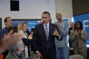 Obama thắng cử tổng thống Mỹ