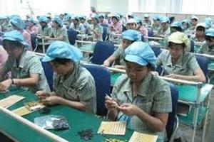 Xuất khẩu hàng điện tử giúp Việt Nam giảm nhập siêu