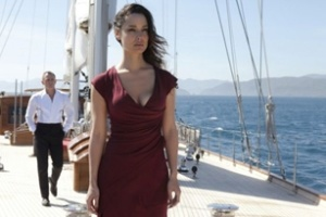 """Rao bán du thuyền trong phim James Bond """"SkyFall"""""""