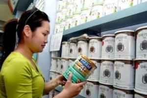 Sữa bột lại vào đợt tăng giá mạnh
