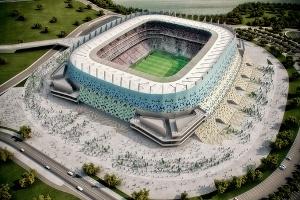 Sân vận động Pernambuco Arena (Brazil)