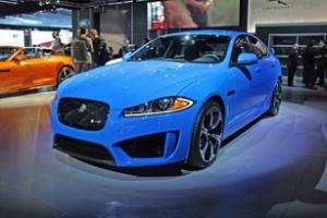 Jaguar XFR-S 2013 chính thức ra mắt