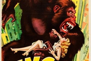 8,1 tỷ đồng cho tấm poster phim King Kong năm 1933