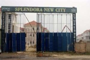 """Dự án Splendora: Chủ đầu tư chấp nhận """"xuống nước"""""""