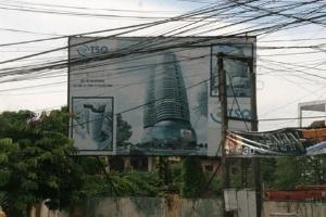 Tháp Thiên niên kỷ thành biểu tượng... hoang tàn