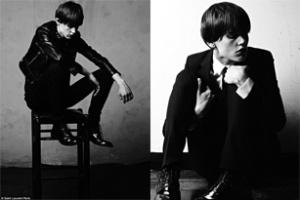 Saint Laurent Paris chọn người mẫu nữ cho quảng cáo thời trang nam