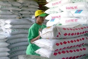 Năm 2013 phải nhập 2,5 triệu tấn phân bón