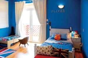 Phối hợp màu sơn cùng đồ nội thất