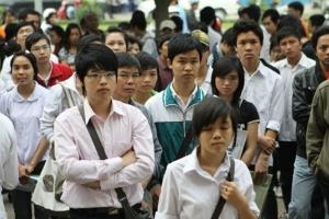 1 triệu người Việt Nam đang thất nghiệp