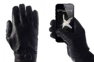 Găng tay dùng cho màn hình cảm ứng