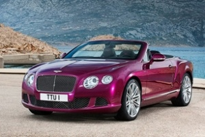 Lộ diện Bentley Continental GT Speed Convertible