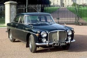 Bộ sưu tập xe hơi của nữ hoàng Anh
