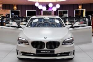 BMW ra mắt dòng sản phẩm Pearl ở Trung Đông