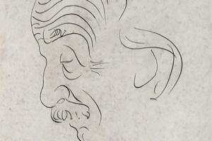 Bức chân dung Albert Einstein lần đầu tiên xuất hiện