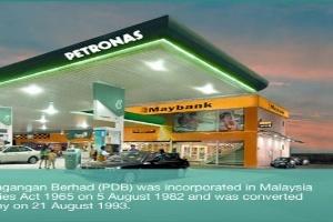 Petronas Dagangan mua hai công ty dầu khí của VN