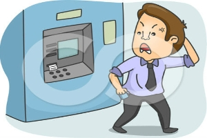 Ngân hàng có thể miễn phí giao dịch ATM, nếu muốn…