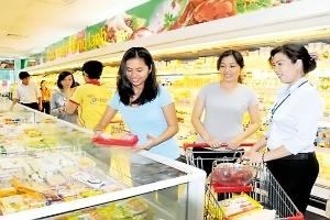 Thị trường bán lẻ 2013: Vẫn hấp dẫn?