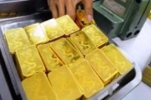 7 tỉnh không có nơi mua bán vàng miếng