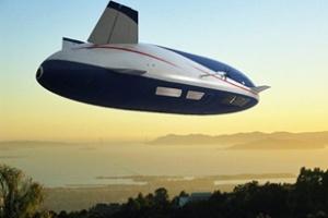 """Máy bay lai khi khí cầu """"xa xỉ"""" nhất thế giới sẵn sàng cất cánh"""