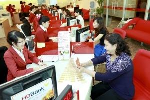 Mua bán vàng miếng giá ưu đãi tại HDBank