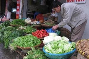 Giá thịt, trứng, rau theo nhau tăng giá