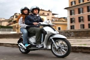 Ưu và nhược của Piaggio Liberty nhập
