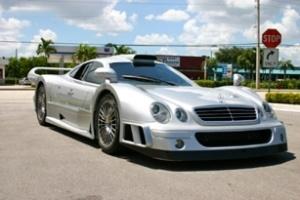 Xe hiếm Mercedes-Benz CLK GTR AMG 2000 giá gần 1,5 triệu USD
