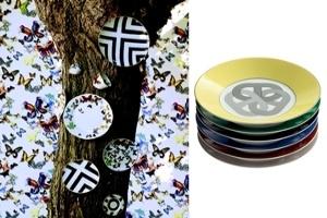 Hermès and Christian Lacroix hé lộ thiết kế bộ đĩa ăn cho năm mới