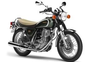 Yamaha SR400 phiên bản mừng sinh nhật