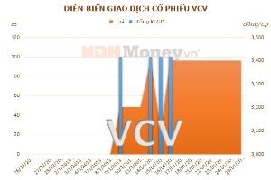 VCV lỗ hơn 44 tỷ đồng trong năm 2012