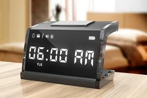 Đồng hồ báo thức màn hình cảm ứng singNshock