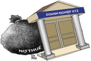 Nợ thuế tại TPHCM tăng cao