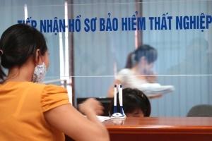 Tháng 1: gần 9.000 người nộp hồ sơ hưởng trợ cấp thất nghiệp