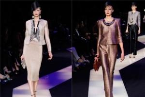 Armani Privé Haute Couture Xuân Hè 2013