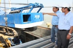 HAGL đem máy móc, vật liệu qua Myanmar xây cao ốc